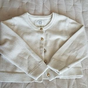 Gap toddler party sweater